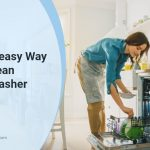 4 Senses House Cleaning - The Easy-peasy Way To Deep-clean Your Dishwasher